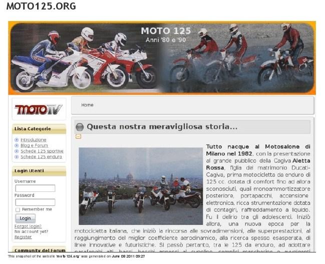 moto125.org